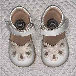Livie Luca petal shoes